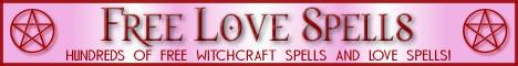 Free Spells, Free Love Spells, Witchcraft, Wicca, Love Spells
