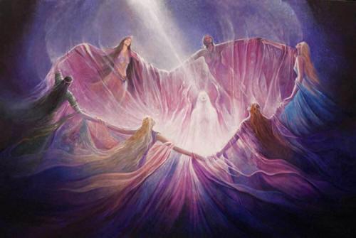 Healing Spiritual Illness Spell/