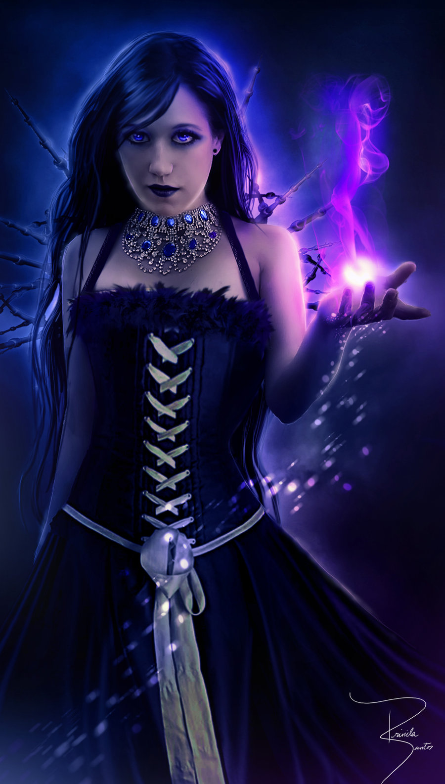 The Necromancer by Eclipsy